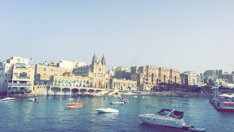 Malte juliano de Malte san fotografia de stock