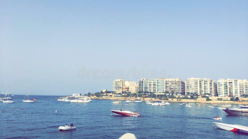 Malte julien de Malte San photographie stock