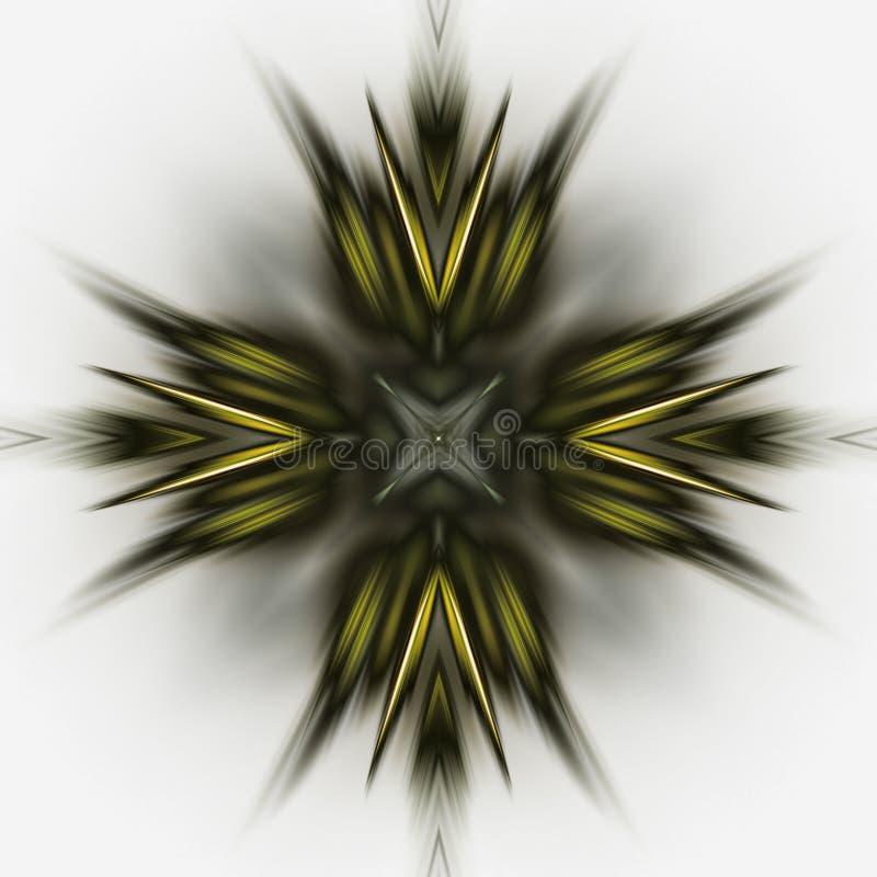 Maltees kruis vector illustratie