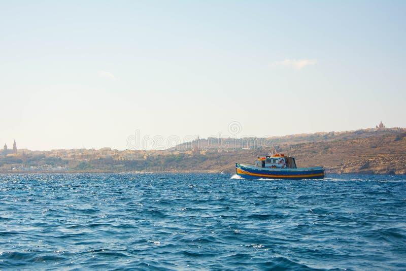 Maltese overzees stock foto's