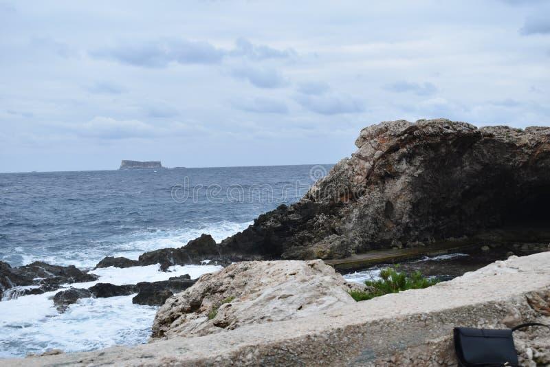 Maltesische Inseln lizenzfreies stockfoto