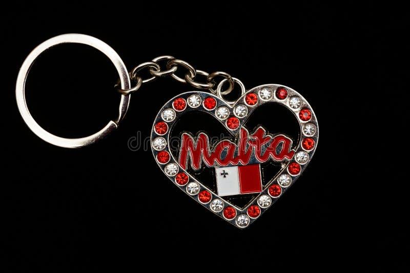 Maltesisk nyckel- cirkel royaltyfria foton