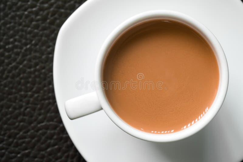 Malto del cioccolato nella tazza immagine stock libera da diritti