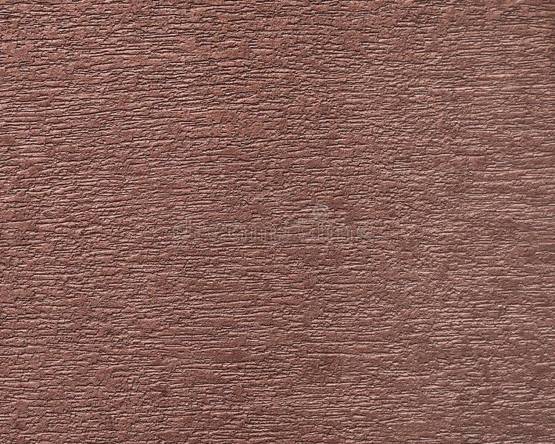 Malująca fasady ściana Budować z formalnie vinous kolor farbą zdjęcie stock