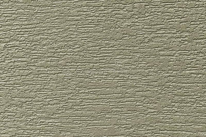 Malująca fasady ściana Budować z formalnie wazeliniarską kolor farbą obraz stock