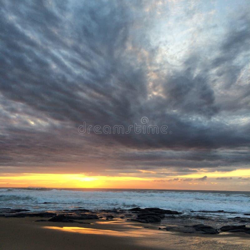 Malujący nieba zdjęcia stock