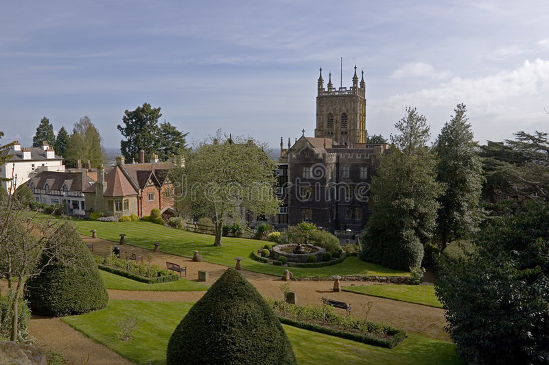 Download Malvern stock image. Image of priory, worcestershire, malvern - 9277653