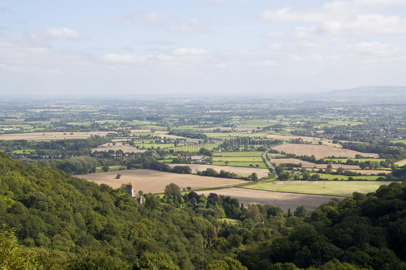Download Malvern hills countryside stock photo. Image of beautiful - 26623298