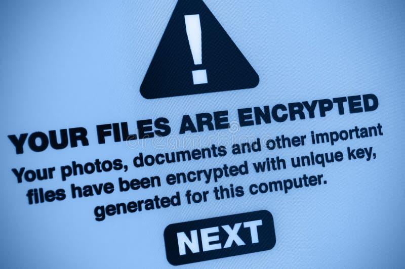 Malware стоковая фотография rf