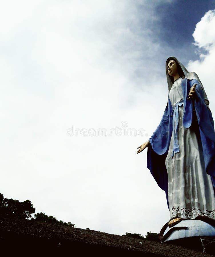 Mamá Maria imagen de archivo libre de regalías