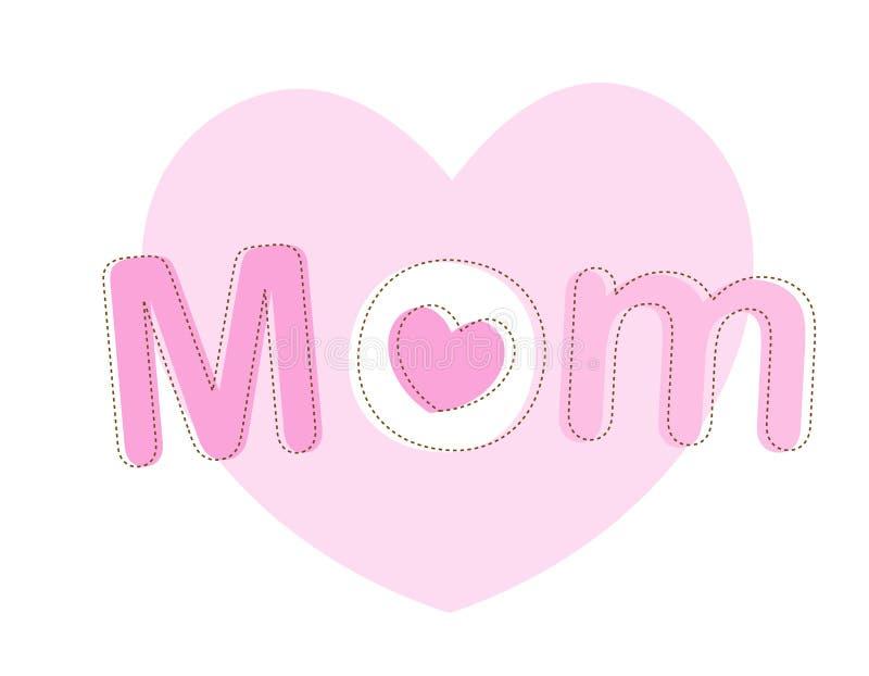 mama ilustracji