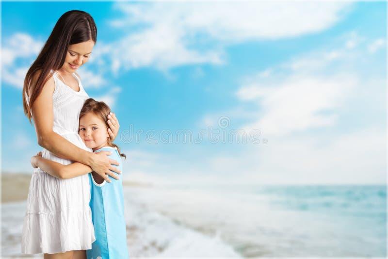 Mama i dziecko fotografia royalty free
