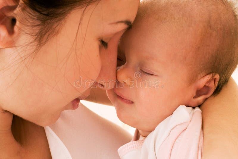 mama jest miłość obraz royalty free