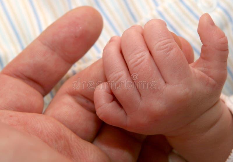 Mama und Baby lizenzfreie stockbilder