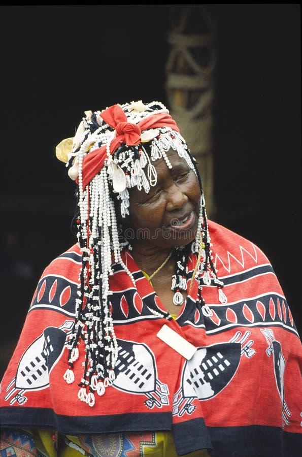 mama zulu zdjęcia royalty free