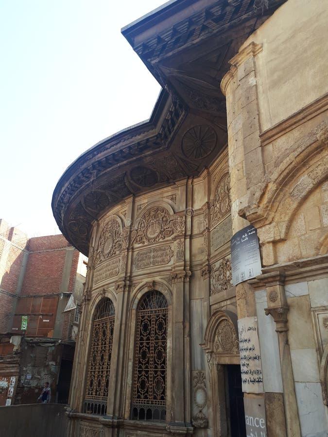 Mamalik-Palast stockbild