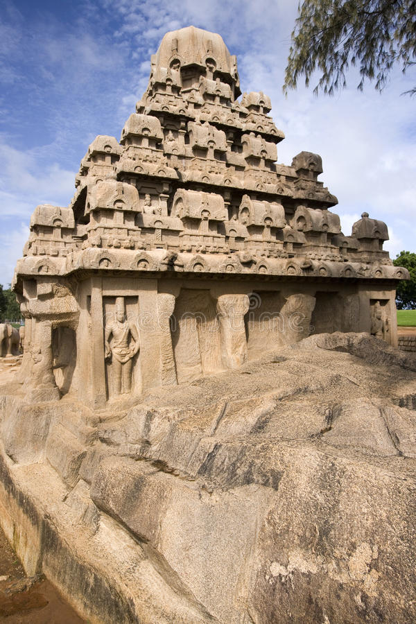 Download Mamallapuram - Tamil Nadu - India Stock Image - Image: 18064511