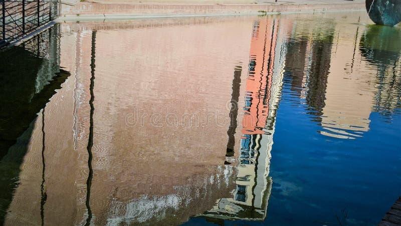 MamBo in het Water royalty-vrije stock foto