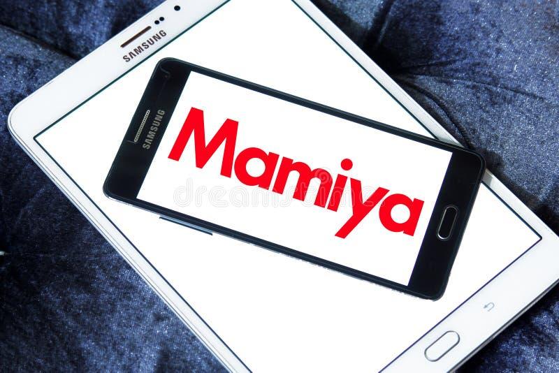Mamiya-Logo stockfotos