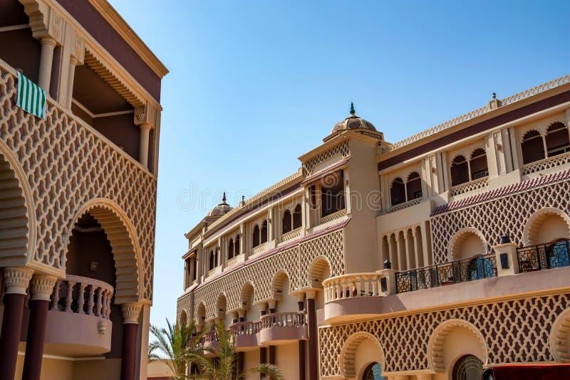 Mamluk-Architekturgebäude lizenzfreies stockbild
