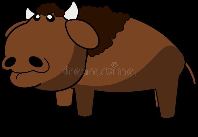 Mammal, Cartoon, Vertebrate, Cattle Like Mammal royalty free stock photography