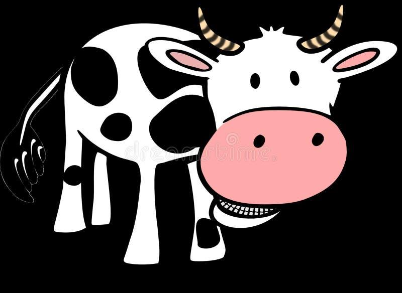 Mammal, Cattle Like Mammal, Vertebrate, Cartoon royalty free stock photography