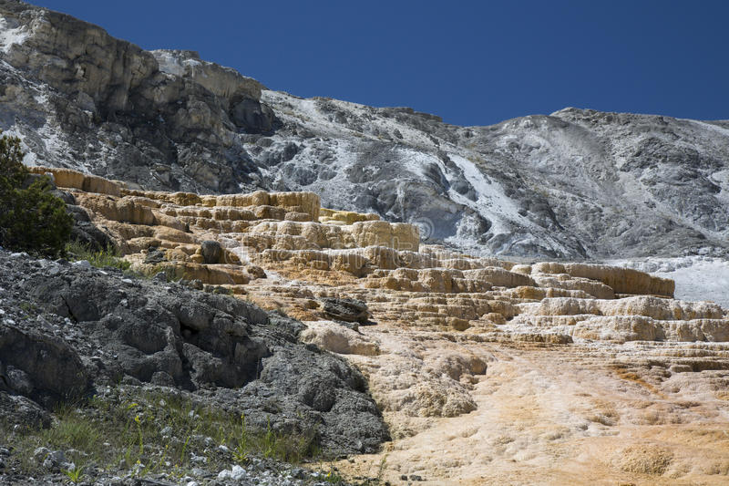 Download Mammoth Hot Springs Royalty Free Stock Photo - Image: 26018355