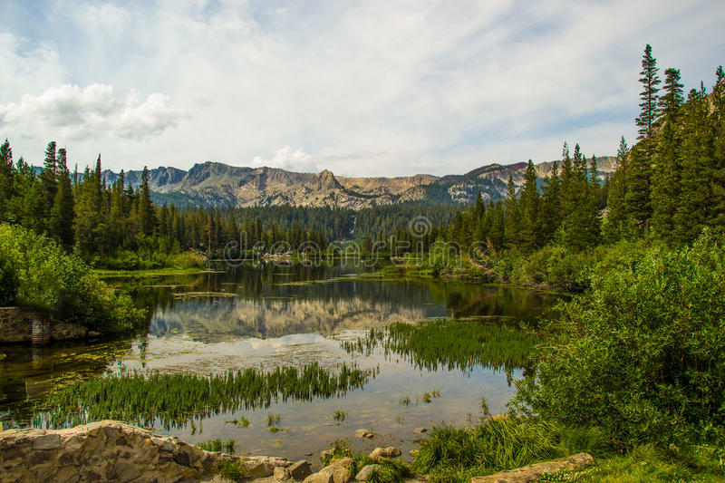Mammoth Lakes stock photography