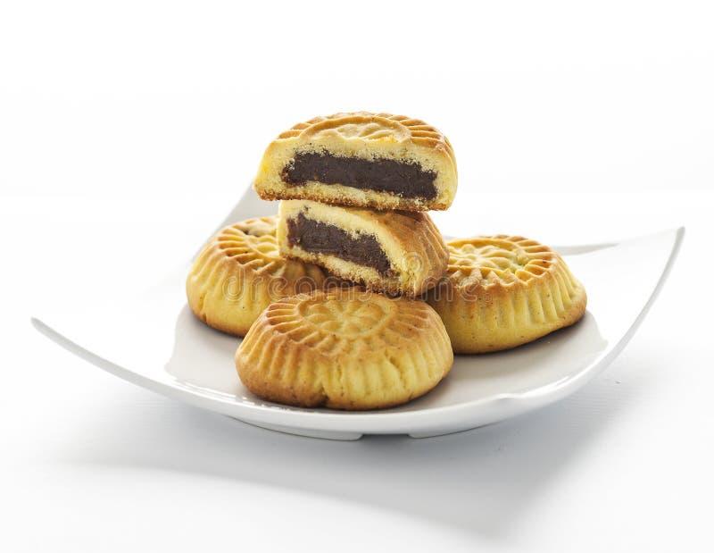 Mamul - внутри турецкого десерта стоковая фотография rf