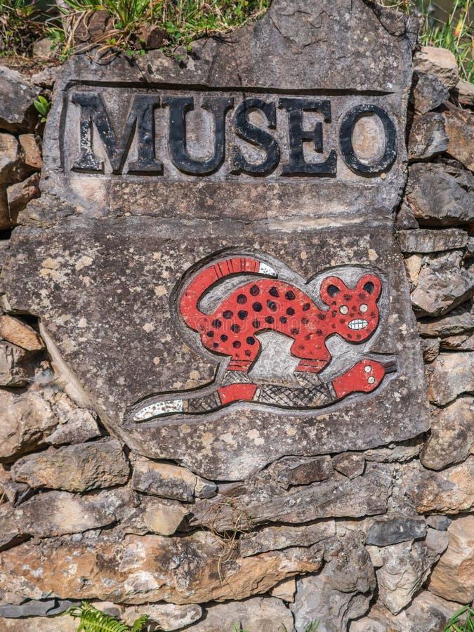 Mamusi muzeum w Leymebamba, Peru fotografia royalty free