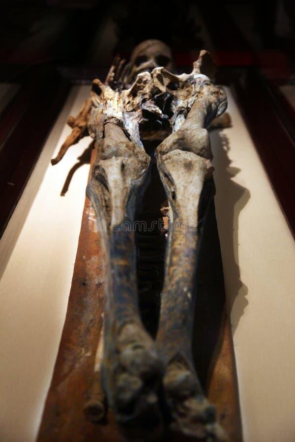 Mamusia Sidonian królewiątko Tabnit zdjęcia stock