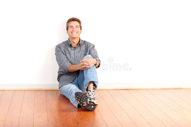Man stock image