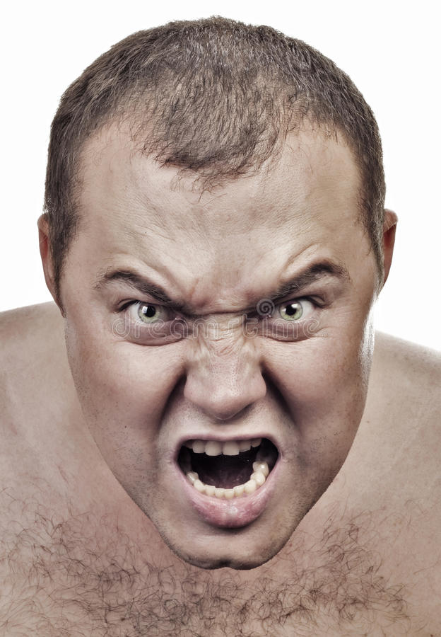 Download Man stock image. Image of angry, fear, aggressive, evil - 19969055