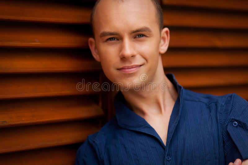 Download Man stock image. Image of natural, smile, leisure, aged - 25664243