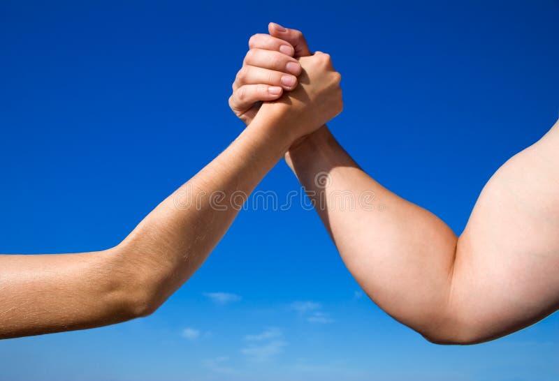 Man& vrouw-3 stock afbeeldingen