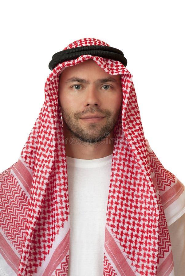 Download Man In Arabic Headdress. Stock Photos - Image: 17216683