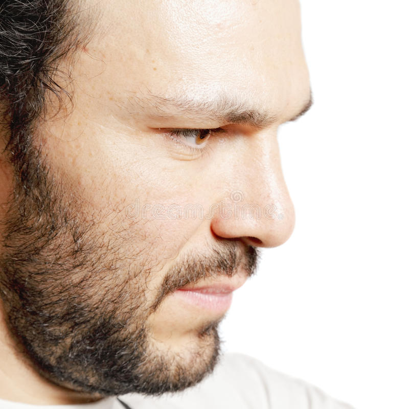 Download Man with beard stock photo. Image of head, face, middle - 22801466