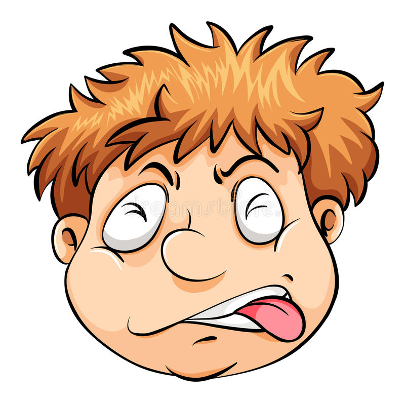 Image result for bitten tongue cartoon