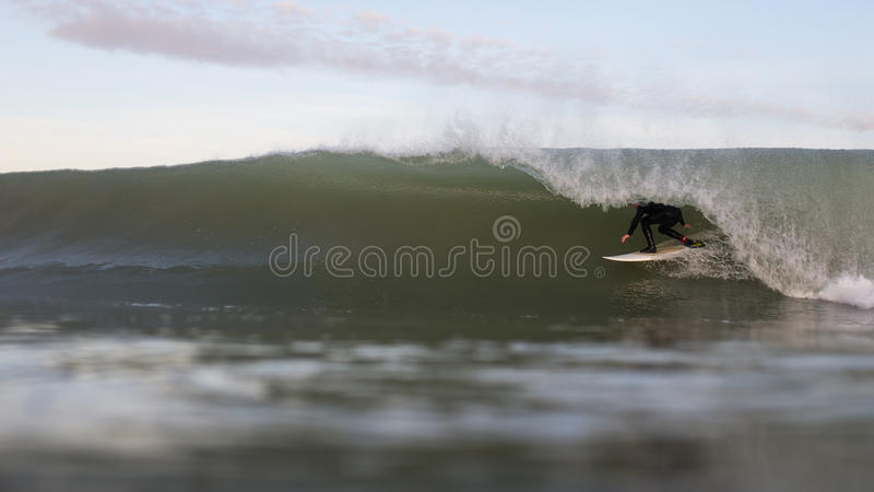 Man In Black Wet Suit Surfing Waves Free Public Domain Cc0 Image