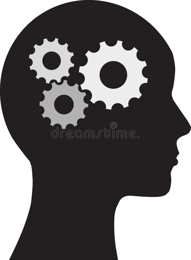 Download Man And  Brain Stock Photos - Image: 25285983