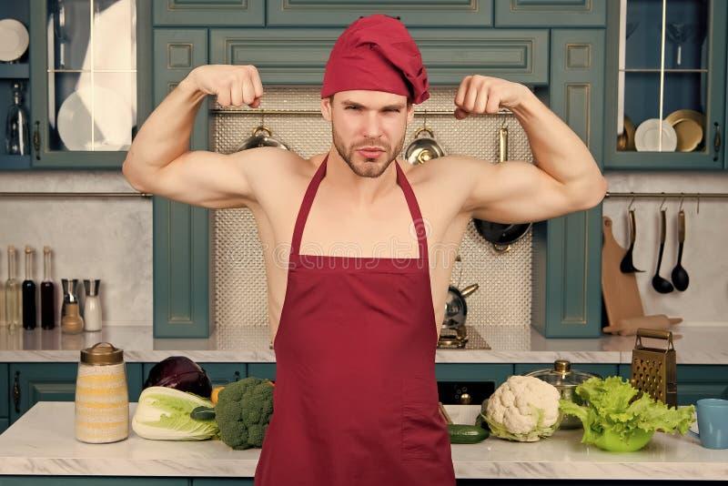Naked Man Novelty Funny Sublimated Apron Gift