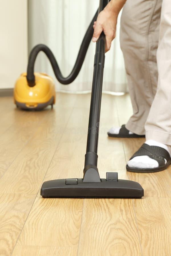 Man Doing Housework Stock Photo Image Of Floor Housework 35887452