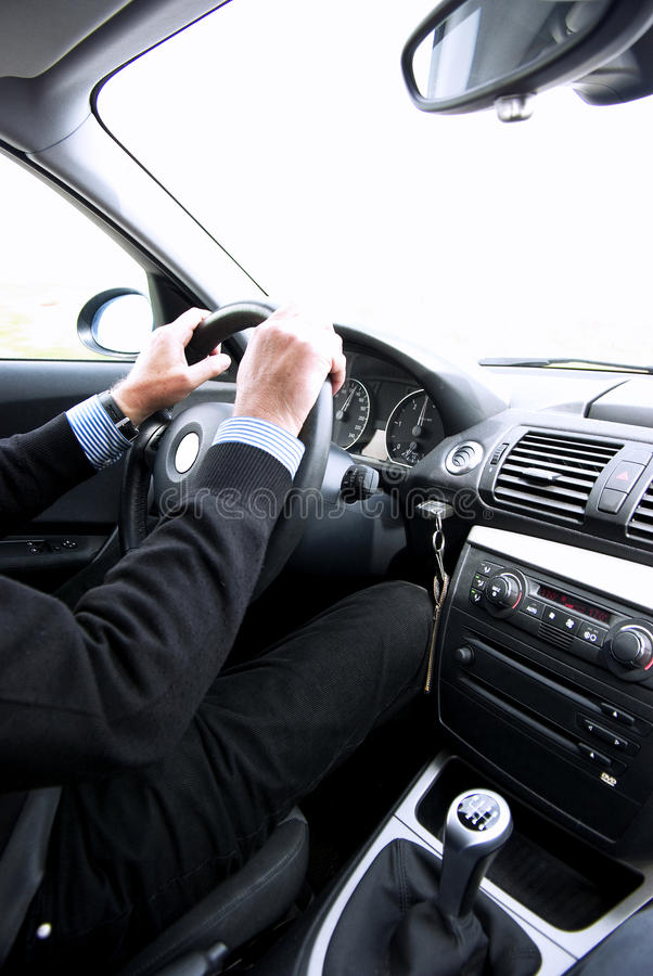 Download Man driving stock photo. Image of instruments, navigation - 19315434