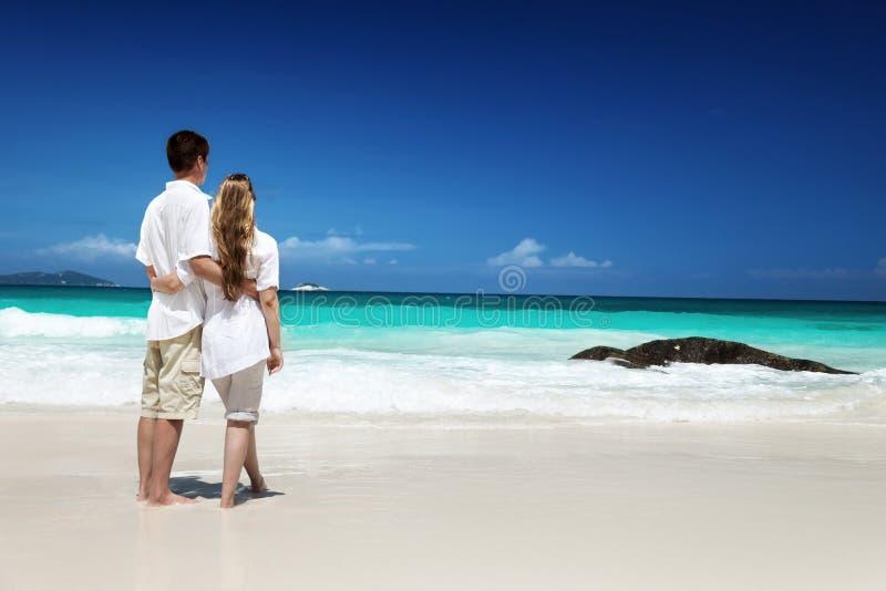 Man en vrouwen romantisch paar stock fotografie