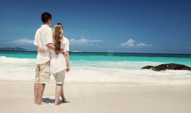 Man en vrouwen romantisch paar stock foto's