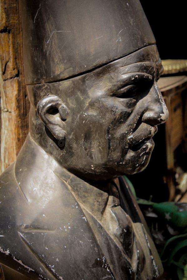 Man& x27; estatua de s imagen de archivo libre de regalías