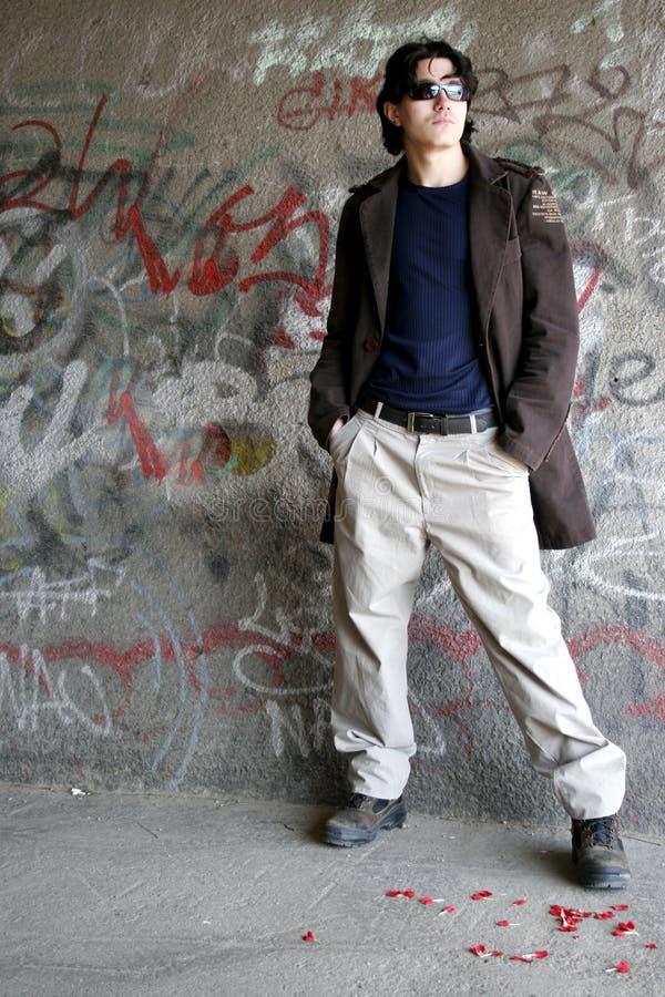 Man fashion royalty free stock images