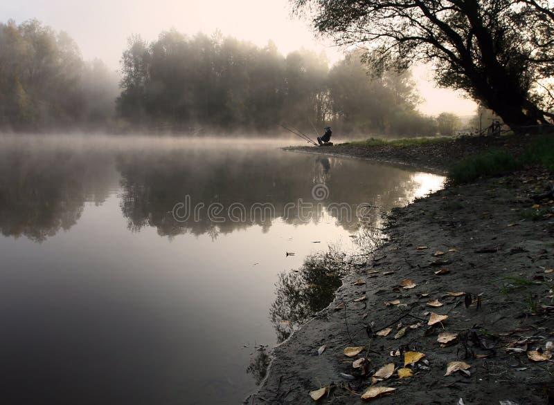 Download Man fishing stock photo. Image of recreation, hunting - 32066284