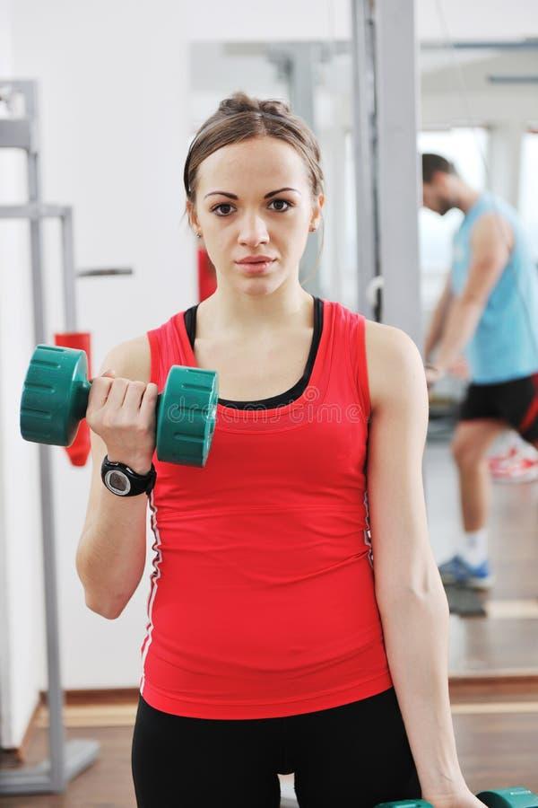 Man Fitness Workout Royalty Free Stock Photos