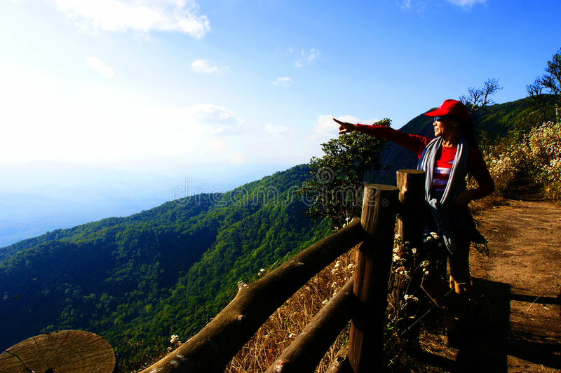 Download Man in freedom view point stock image. Image of freedom - 19010353